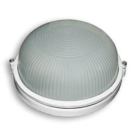 Светильник стекло-металл белый, Е27, 100W, 240х110 мм, IP54, SL, Ecostrum (01-71-73) шт.