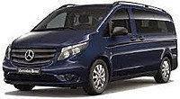 Захист двигуна, КПП, роздатки Mercedes Vito / W447 (2015-2020)