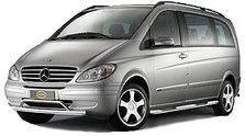 Захист двигуна, КПП, роздатки Mercedes Vito / Viano 2003-2010