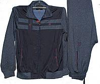 Спортивные костюмы Shooter оптом (р.р. L-3XL норма) штаны прямые