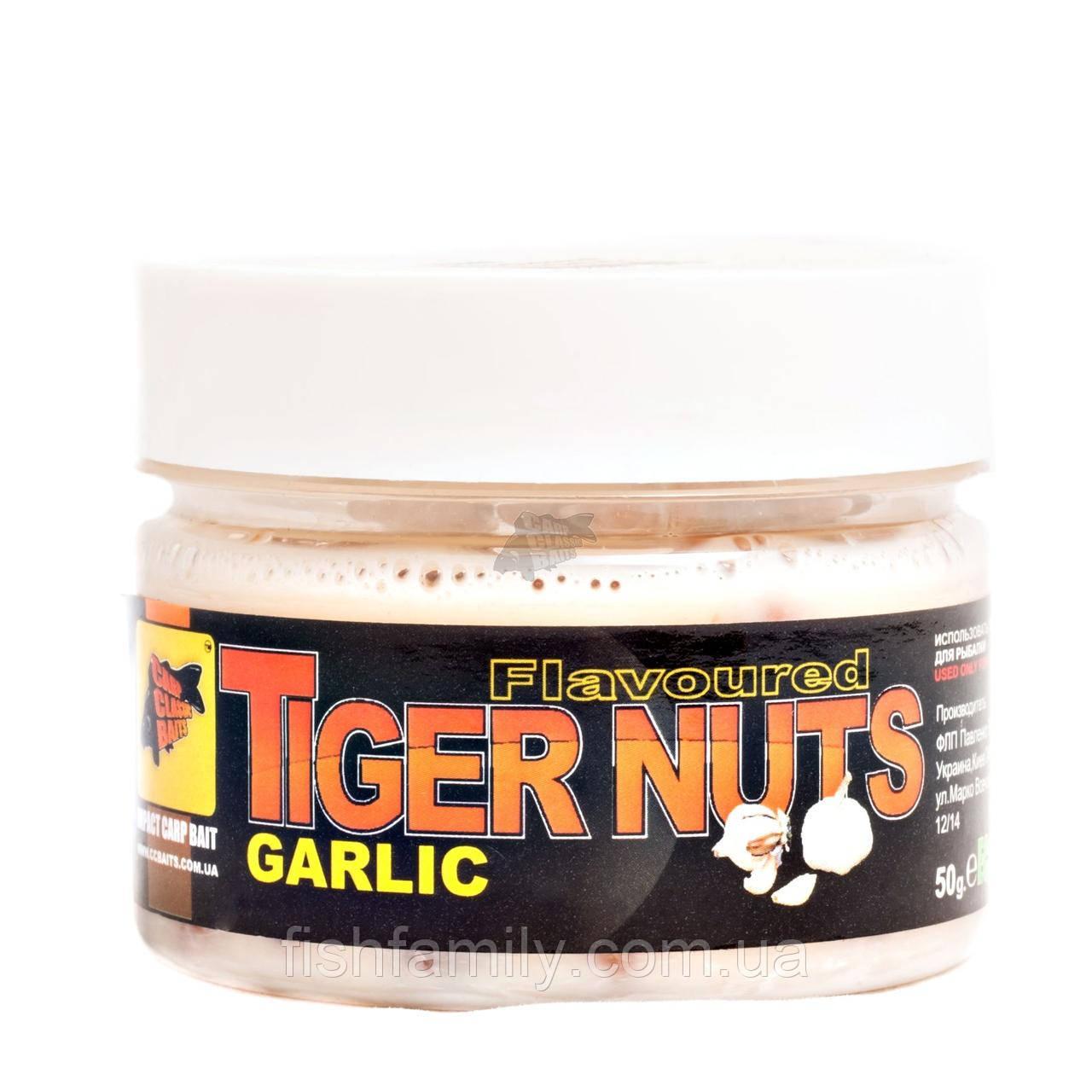 Ароматизированный Тигровый Орех Garlic [Чеснок], 50 гр, Тигровый Орех
