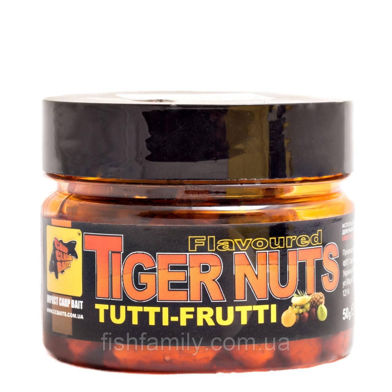 Ароматизированный Тигровый Орех Tutti Frutti [Тутти Фрутти], 50 гр, Тигровый Орех