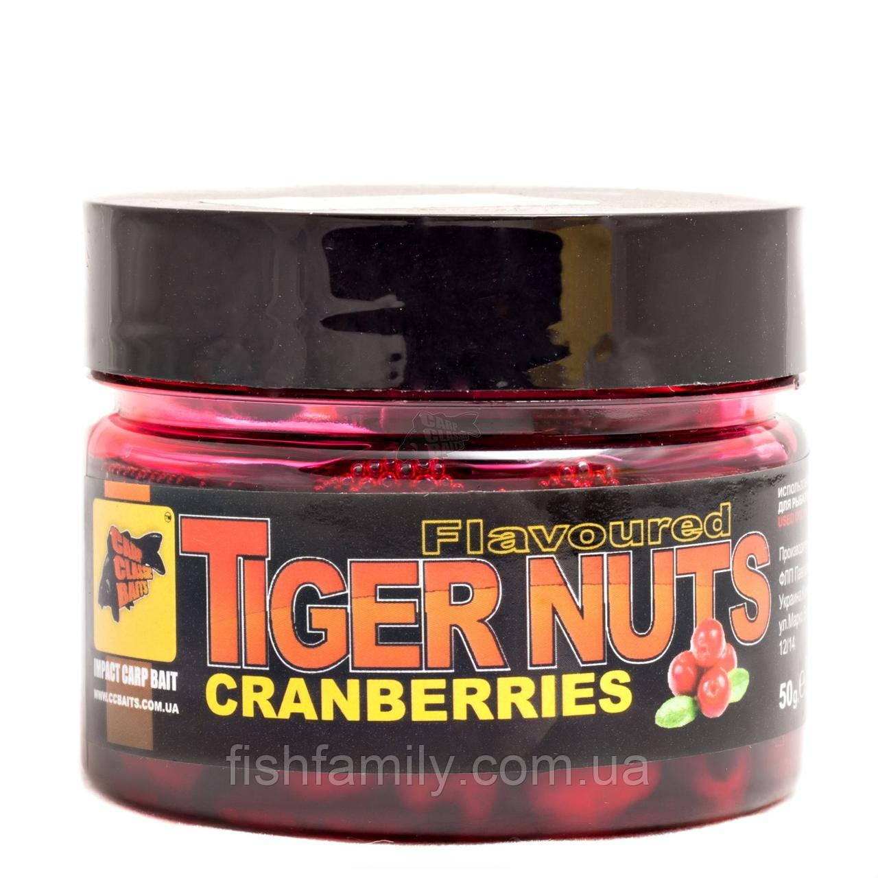 Ароматизированный Тигровый Орех Cranberry [Клюква], 50 гр, Тигровый Орех