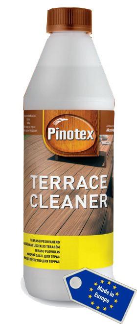 Pinotex Terrace Cleaner, 1л (Пинотекс Терраса клинер)