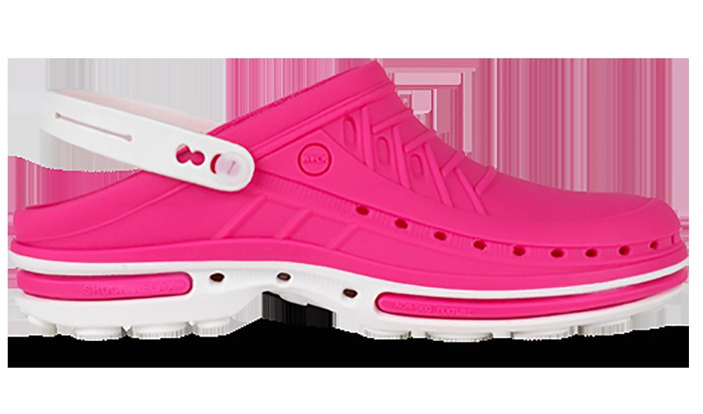Профессиональная обувь WOCK модель CLOG with strap, 36/37