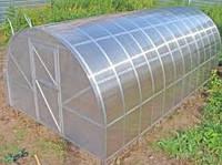 Теплицы фермерские 4х6м с поликарбонатом 6мм