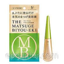 The Matsuge Biyo-eki (Flowfushi) сыворотка для роста ресниц и бровей, Япония