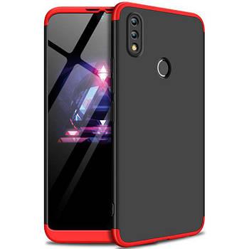 Пластиковая накладка GKK LikGus 360 градусов для Huawei Honor 10 Lite / P Smart (2019)