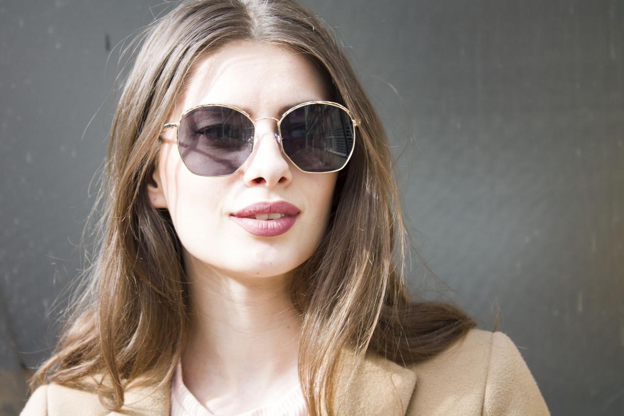 Солнцезащитные женские очки 9372-1