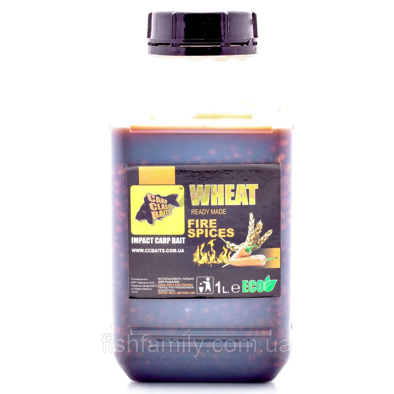 Пшеница Wheat Ready-Made, 1л, 1000, Пшеница, Fire Spice