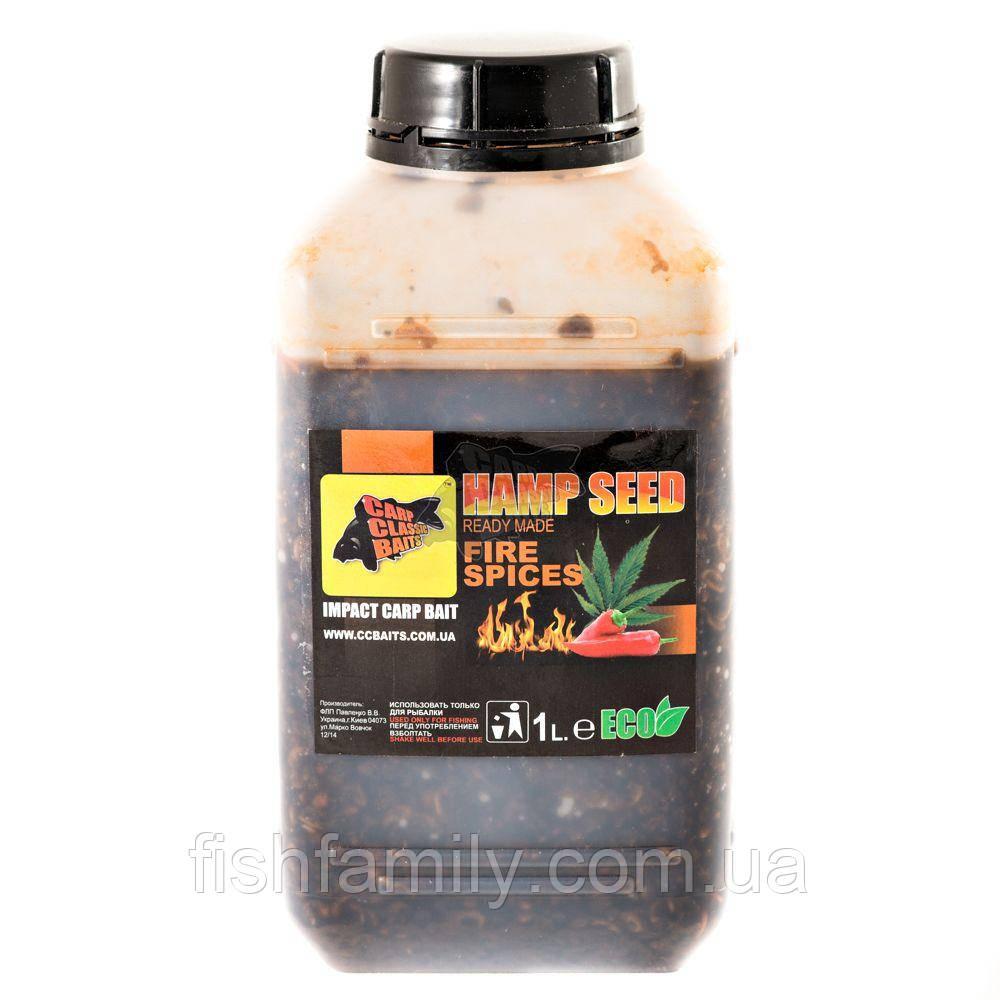Конопля Hemp Seed Ready-Made, 1л, 1000, Конопля, Fire Spice
