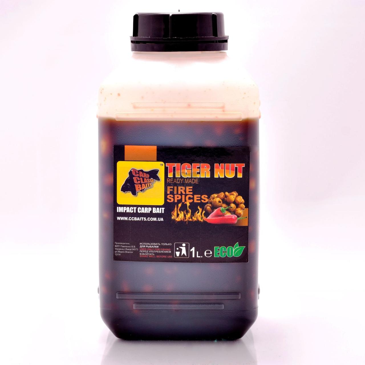 Тигровый Орех Tiger Nut Ready-Made, 1л, 1000, Тигровый Орех, Fire Spice