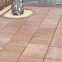 Тротуарная плитка Золотой Мандарин Монолит 8 см, тренто
