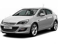 Защита двигателя, КПП, раздатки Opel Astra J 2010-2016