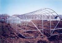 Теплицы промышленные 4х6м с поликарбонатом 4мм (10-ть лет)