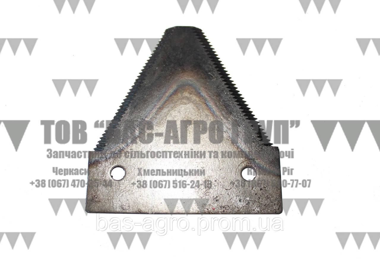 Сегмент ножа Н.066.14 Ростсельмаш оригинал