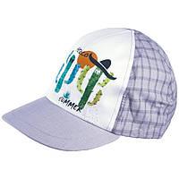 Бейсболка для мальчика TuTu 128 арт. 3-004554 (48-52, 52-56) UV+30, фото 1