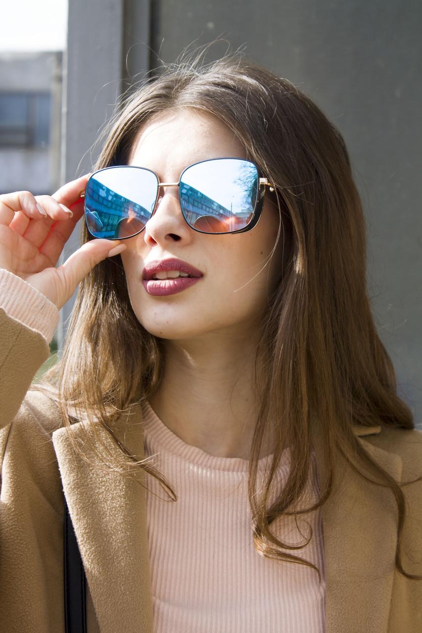 Солнцезащитные женские очки 9341-4