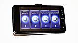 """DVR GT500 Full HD 4"""" сенсорний екран - з виносною камерою заднього виду, фото 6"""