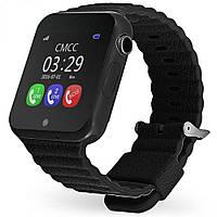 Детские GPS часы V7k Черные