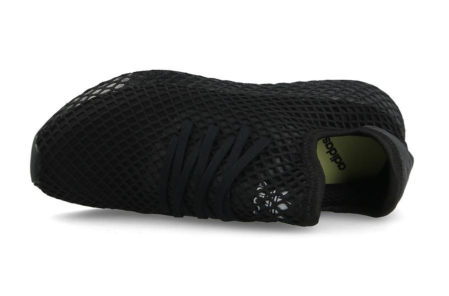 Кроссовки Adidas Originals Deerupt Runner J B41877 39 Черный