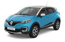 Защита двигателя, КПП, раздатки Renault Captur 2013 - ...