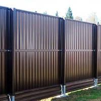 Изготовление заборов, оградок, ограждений в Одессе