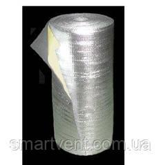 Самоклеющаяся изоляция ППЭ 10 фольга, 10 м2/рул.