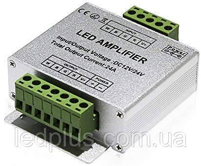 Усилитель сигнала RGBW контроллера AMP24-RGBW
