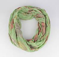 Весенний шарфик-хомут Ashma 0003-6, различные расцветки, фото 1