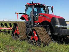 Системы гусеничного хода для тракторов и комбайнов