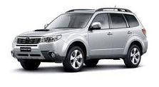 Защита двигателя, КПП, раздатки Subaru Forester 2008-2012