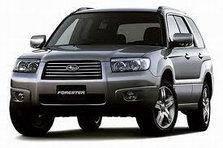 Защита двигателя, КПП, раздатки Subaru Forester 2003-2008
