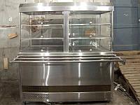 Прилавок охлаждаемый «Куб» 1500*700*1500 мм