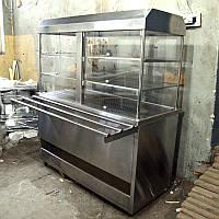 Прилавок охлаждаемый «Куб» 1800*700*1500 мм