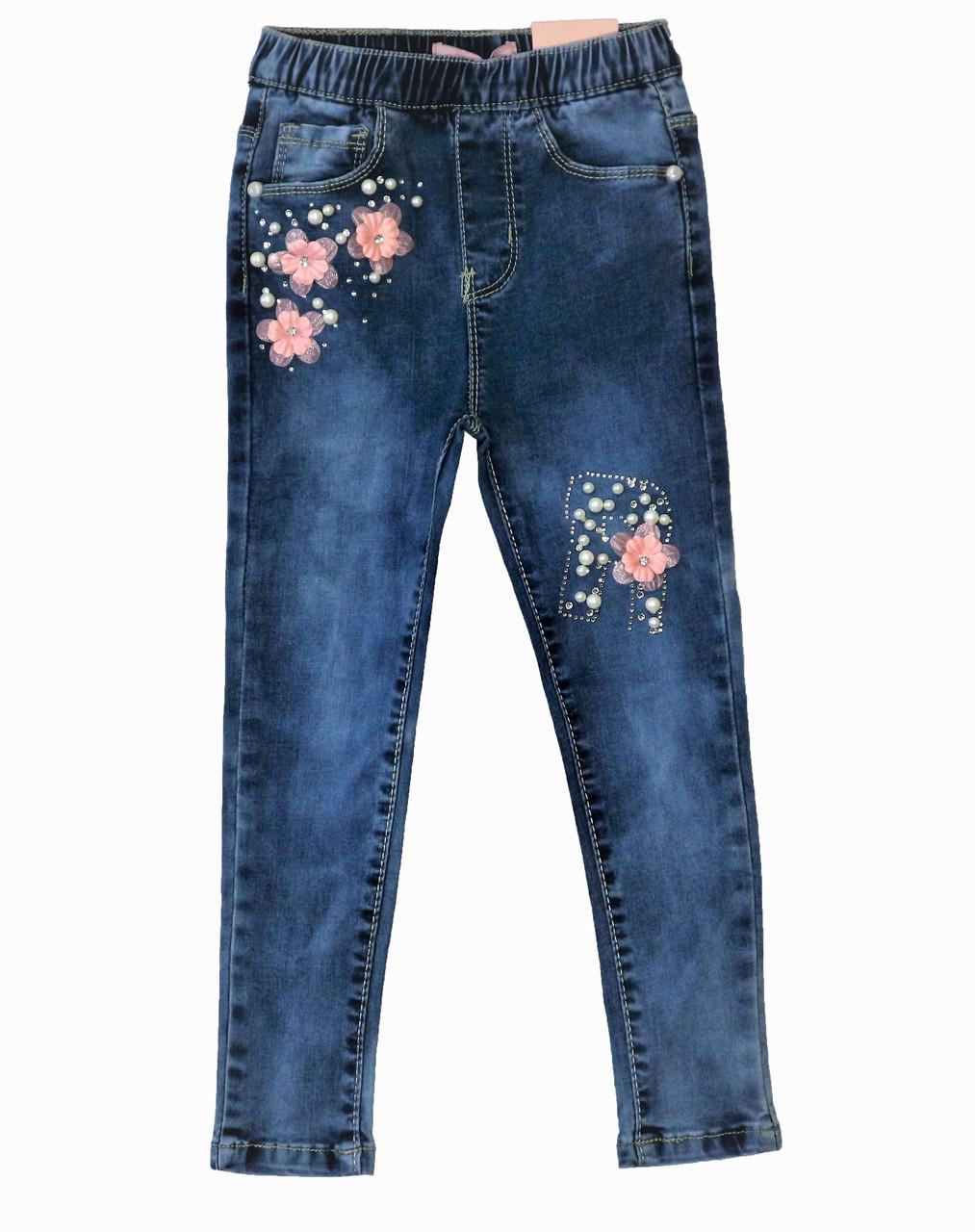 a67f9f3ee Стильные летние джинсы для девочки Seagull Венгрия - Arinka - интернет- магазин качественной детской одежды
