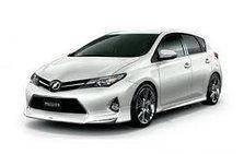 Защита двигателя, КПП, раздатки Toyota Auris 2012-...