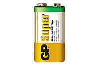 Батарейка GP Super Alkaline 6LF22 крона