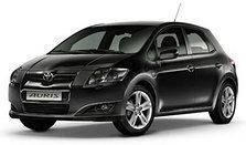 Защита двигателя, КПП, раздатки Toyota Auris 2007-2012