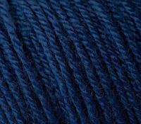 Gazzal Baby Wool № 802 темно-синий