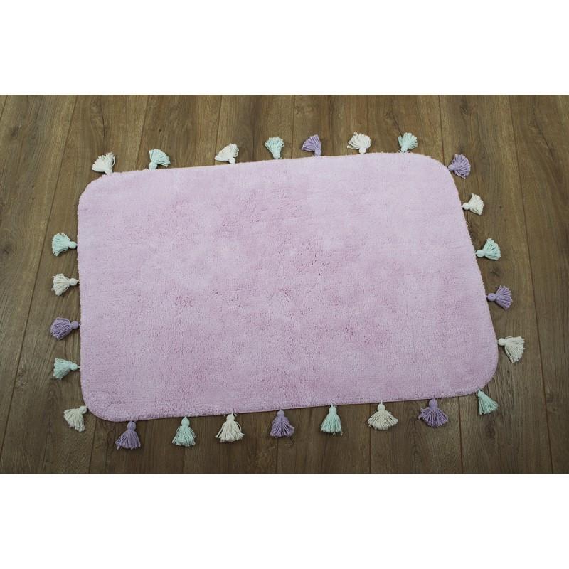 Килимок Irya - Lucca pembe рожевий 70*110