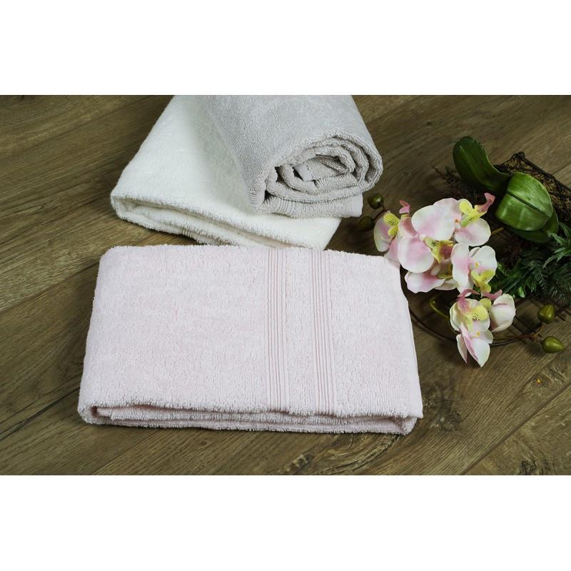 Полотенце Irya - Deco coresoft a.pembe розовый 70*140