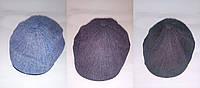 Фуражка/кепка восьмиклинка (хулиганка) мужская из тонкой ткани