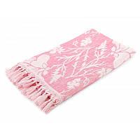 Полотенце пляжное Irya - Partenon pembe розовый 80*160
