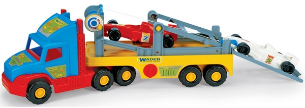 Супергрузовик - формула Wader 36620