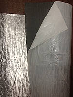 Самоклеющаяся изоляция ППЭ НХ 10 фольга