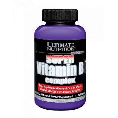 Витамины Ultimate Nutrition Vitamin B-complex 150 tab