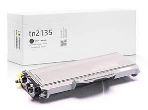 Картридж совместимый Brother TN2135 (TN-2135) , XL увеличенный ресурс (2.000 копий), аналог от Gravitone