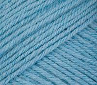 Gazzal Baby Wool № 813 голубой