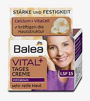 Balea Vital+ Tagescreme - Дневной крем для зрелой кожи лица, 50 мл